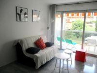 flat holiday rental Juan-les-pins