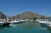 the baie des anges marina at villeneuve loubet